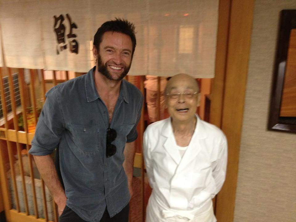hugh jackman and jiro one dreams of sushi